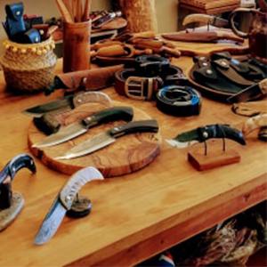 Les couteaux Cazorla Bruts de Forge